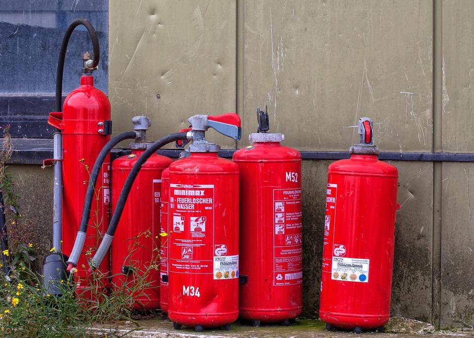 Požární bezpečnost je firmami podceňována