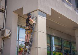 Nejčastější nehody při práci ve výškách. BOZP nepodceňujte